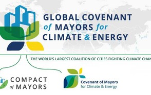 Compact of Mayors, Covenant of Mayors to formally merge