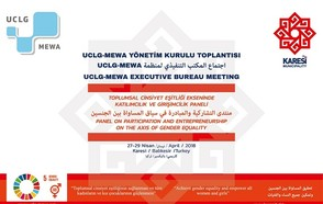UCLG-MEWA Executive Bureau 2018