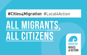 Cities and migration:  November,  a month for solidarity with migrants in UCLG