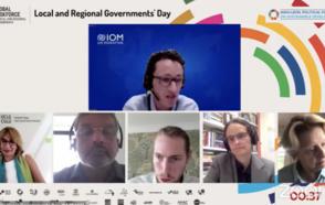 Les gouvernements locaux et régionaux parlent de migration au HLPF 2021