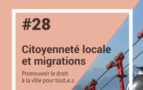 Lancement de la note d'apprentissage par les pairs 28 : Citoyenneté locale inclusive et migrations