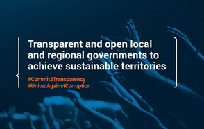 On the International Day Against Corruption local and regional governments #Commit2Transparency