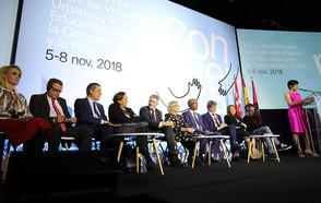 Ciudades de paz, ciudades democráticas para todos: Nuestras prioridades para los próximos años