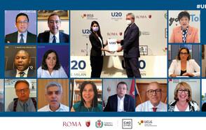 La Cumbre Urban20 pide a los líderes del G20 que inviertan en una recuperación verde, justa y local, fomentando la inclusión social y la prosperidad, reforzando la prestación de servicios públicos locales y acelerando la acción climática