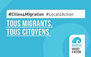 Villes et migrations: Novembre, un mois de solidarité avec les migrants à CGLU