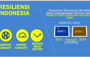 El módulo de aprendizaje sobre resiliencia facilita vínculos entre niveles locales, regionales y nacionales en Indonesia
