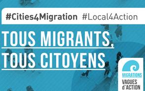Villes du futur où les autorités locales conduisent la migration