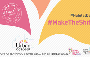 On the occasion of the World Habitat Day UCLG calls for the right to adequate, safe and affordable housing