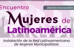 Encuentro Mujeres de Latinoamérica