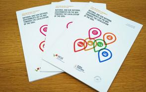 Un informe destaca el rol de los gobiernos locales y regionales en la implementación y el seguimiento de los ODS
