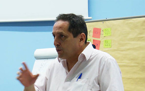 The municipalist world laments the death of its colleague and friend, Néstor Vega