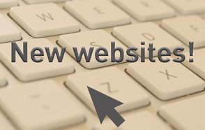 Nous avons le plaisir de vous présenter nos nouveaux sites web relookés !
