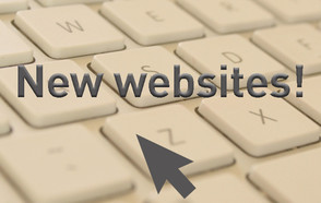 We proudly present our new websites!