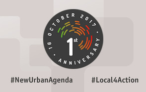 Local and regional governments celebrate the one-year anniversary of the New Urban Agenda