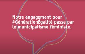 CGLU et le mouvement municipal féministe s