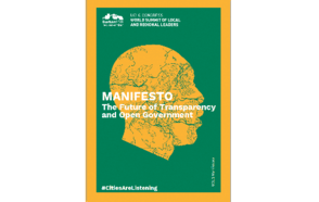 MANIFESTO:  The Future of Transparency and Open Government