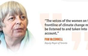 CGLU se despide de Pam McConnell, una gran lideresa local y defensora de la justicia social y la igualdad de género