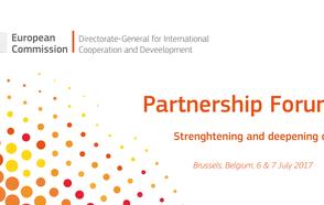 Le Forum européen du partenariat rappelle que toutes les actions sont menées au niveau local