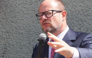 CGLU rinde homenaje a Pawel Adamowicz, Alcalde de Gdańsk