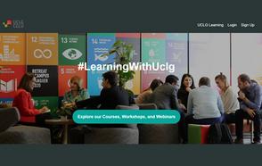 CGLU lanza la plataforma online #LearningWithUclg