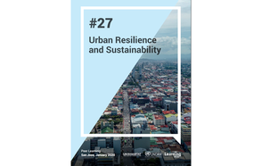 Peer Learning Note 27 Urban Resilience and Sustainability