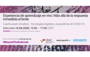 Las tecnologías digitales y la pandemia de COVID-19