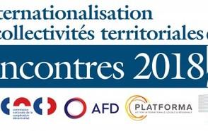 Rencontres de L'action Internacionale Des Collectivités