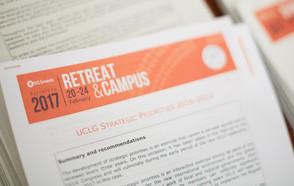 Annual Retreat live
