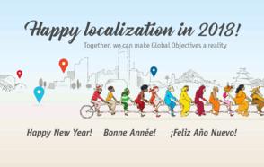 ¡Pensamiento local para una acción global en 2018!