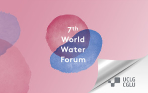 Local and regional authorities at the 7th World Water Forum