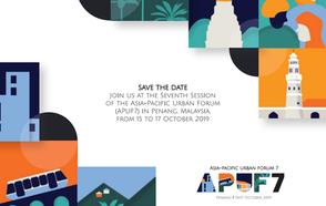 Seventh Asia-Pacific Urban Forum (APUF-7)
