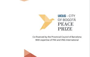 UCLG - City of Bogotá Peace Prize
