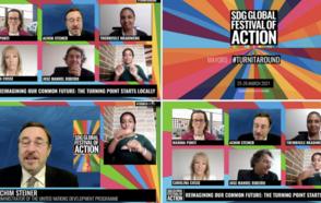 El poder de la transformación local en el Festival de Acción Global de los ODS