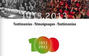 100 years: Testimonies