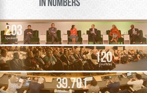 The World Summit in numbers