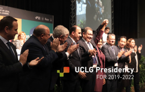 A strong, cohesive and diverse leadership at the UCLG World Congress