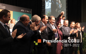 Un liderazgo fuerte, cohesionado y diverso en el Congreso Mundial de CGLU