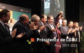 Un leadership fort, cohérent et diversifié au Congrès mondial de CGLU