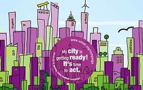 """Campaña de """"Ciudades Resilientes"""""""