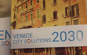 El informe final Venecia 2030 - Financiación de los ODS, ¡ya está publicado!