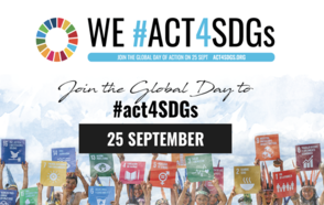 Global Day to #ACT4SDGS