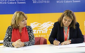 UCLG and ICOMOS sign an MoU to promote the role of culture and heritage in sustainable development