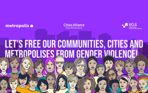 A call to tackle violence against women and girls in urban spaces