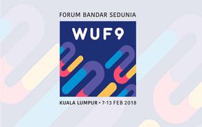 Date limite pour vous inscrire au 9e Forum Urbain Mondial (FUM9): 3 Décembre 2017
