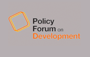 6th Global Meeting of the Policy Forum on Development (PFD)