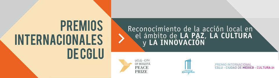 Premios internacionales de CGLU