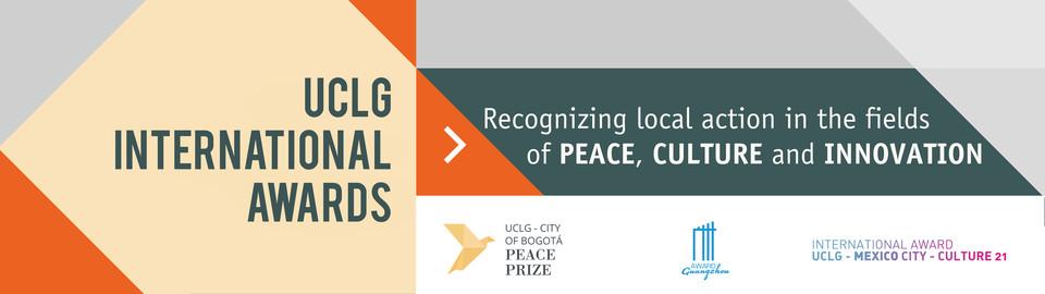 UCLG international awards