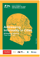 Addresing Informality in Cities Policy Paper