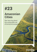 Amazonian Cities- Sustainable use of terrestrial ecosystems