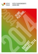 Rapport Annuel de CGLU 2014